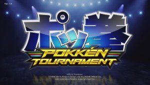 Pokkén Tournament - Version 1.2