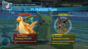 Dragonite & Victini