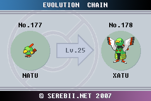 too useful  to be honest  Xatu s other ability is much more practicalXatu Evolution