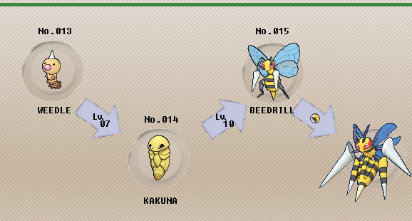 Pok 233 Mon Of The Week Beedrill
