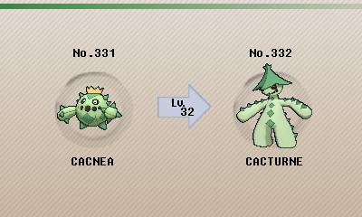 Pokemon Cacnea Evolution Chart Pokemon Images | Pokemon Images