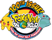 Pok�mon World 100th Issue Event