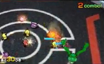 Pokemon Rumble Blast: Những hình ảnh cuối trước khi phát hành