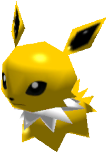 Jolteon Sprite
