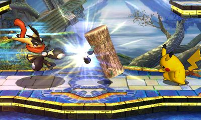 Super Smash Bros. for Nintendo 3DS