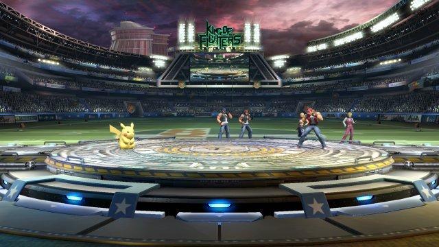 King Of Fighters Stadium Super Smash Bros Ultimate