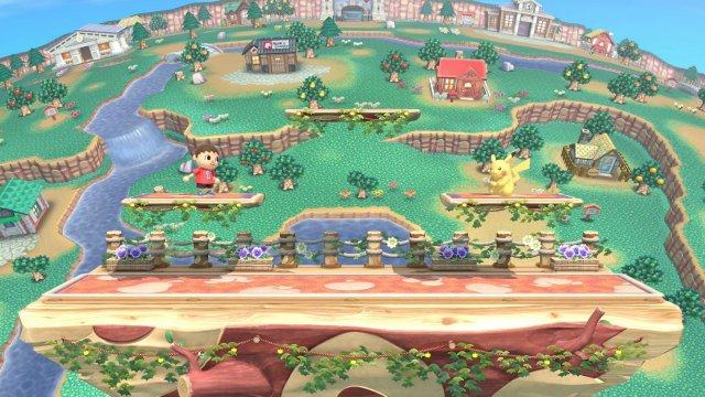 Town And City Super Smash Bros Ultimate Serebii Net