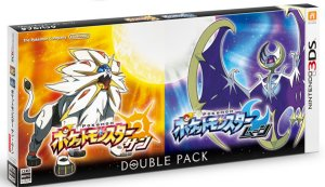 Pokémon Sun & Moon - Double Pack