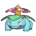 Female Venusaur