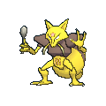 Female Kadabra