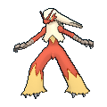 Female Blaziken