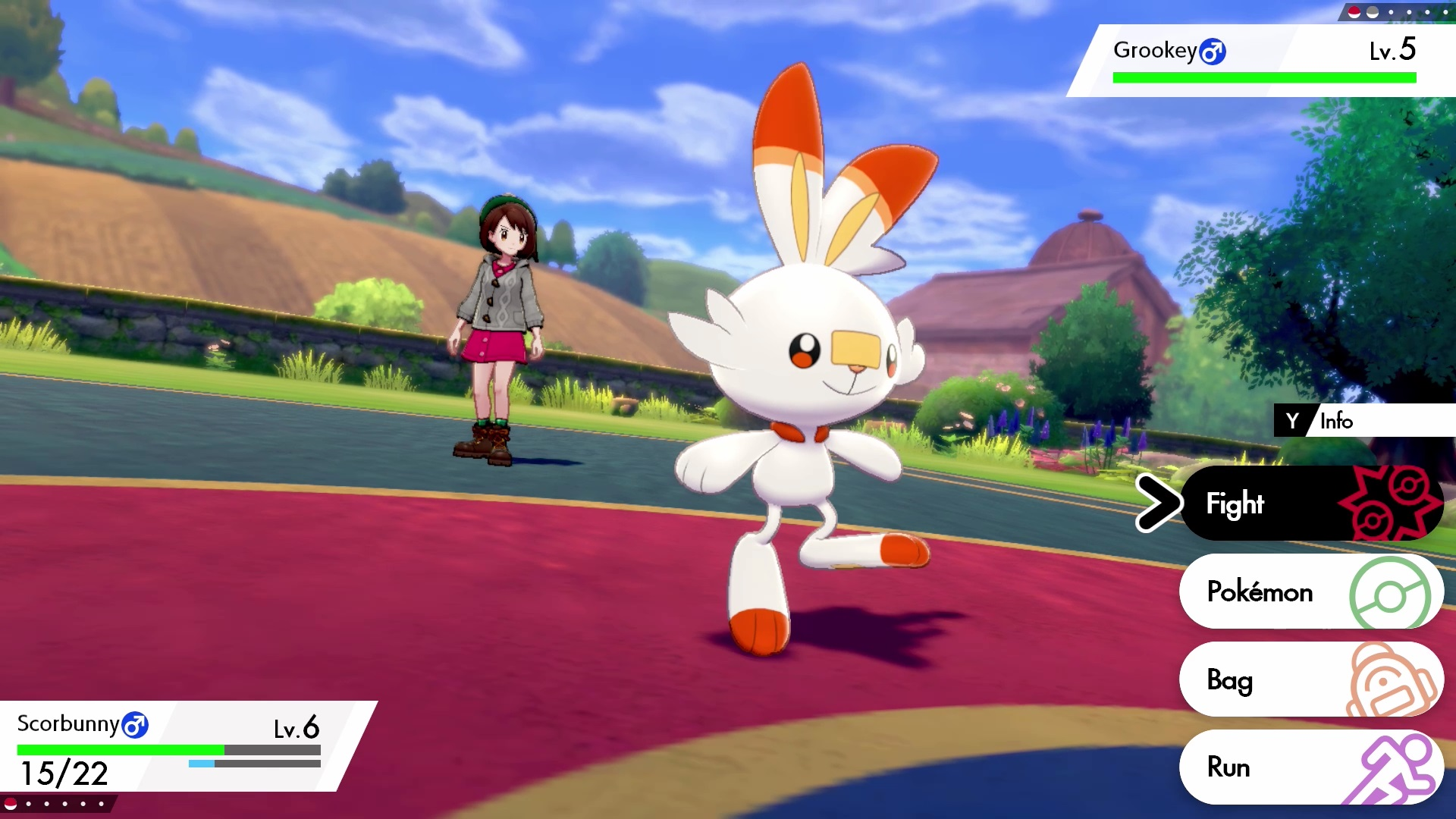 Pokemon Sword And Shield Battle Ui Changes Picture Heavy Resetera