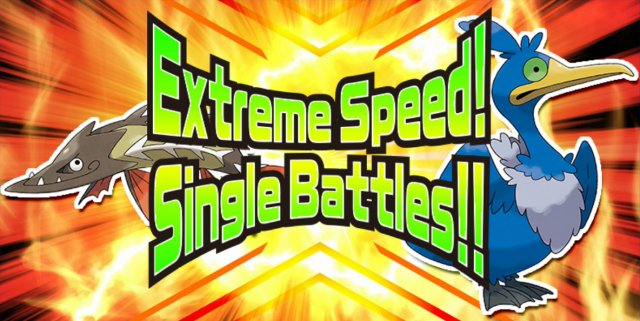 Extreme Speed Single Battles