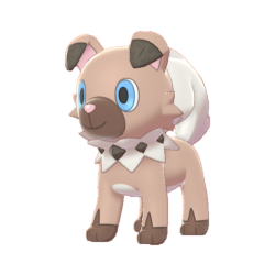 Rockruff - Own Tempo Form