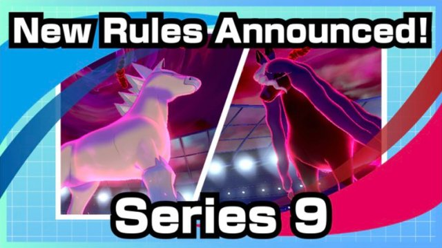 Pokémon Sword & Shield - VGC Ruleset