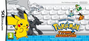 Pokémon Typing Adventure - European Release