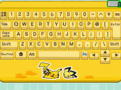 Battle & Get! Pokémon Typing DS