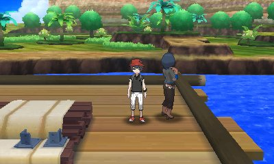 Pokémon Ultra Sun & Ultra Moon - In-Game Trades