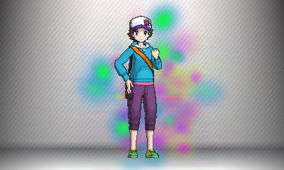 So you can customize your trainer in Pokemon X/Y | IGN Boards