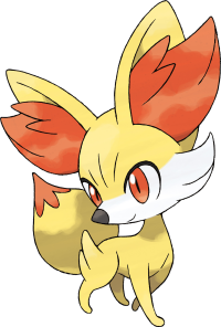 A Sexta Geração Pokémon Está Próxima!! Fennekin