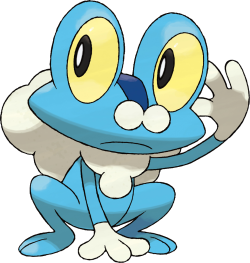 A Sexta Geração Pokémon Está Próxima!! Froakie